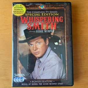 Other - 🍁5/$25🍁 Whispering Smith DVD Box Set